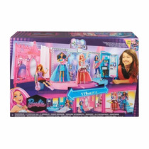 Escenario De Barbie Campamento Rock Pop