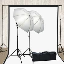 Kit Profesional De Iluminacion Para Estudios De Fotografia