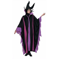 Disfraz Disney Malefica Original Mujer Dama Talla 12/14