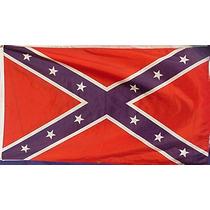 Bandera Usa Confederada Rebelde Estados Unidos