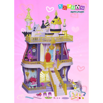 Castillo Canterlot My Little Pony, Princesa Celestia Y Spike