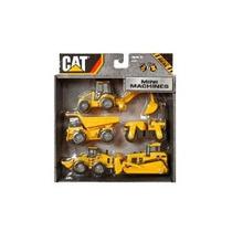Juguete Estado Cat Mini Máquina 3 5-pack