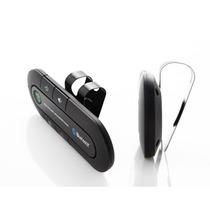 Manos Libres Auto Altavoz Llamadas Y Música Bluetooth 3.0
