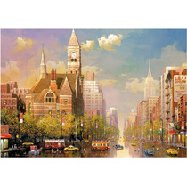 16783 New York Afternoon Rompecabezas 6000 Piezas Educa