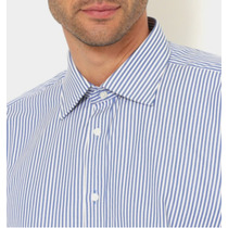 Camisa Thomas Pink Traveller Slim Fit Cuello 15.5- 39cm