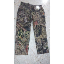 Pantalon Short Camo Caceria Real Tree Talla Extra 2xl 44 46