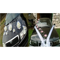 Venta De Cadenas De Flores Para Autos Bodas Xv Años