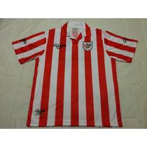 Jersey Estudiantes De La Plata Argentina Olan 2000 Mod. Util