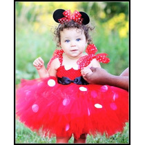 Disfraz Minnie - Vestido Mimi - Cumpleaños