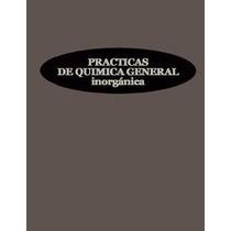 Libro: Prácticas De Química General Inorgánica - Pdf