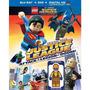 Lego Ataque De La Legion Del Mal Pelicula Bd + Dvd + Figura