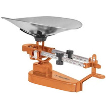 Bascula Mecanica 100 Gr A 5 Kg Con Cucharon Truper 17083
