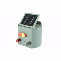 Electrificador De Cercas Solar Y Ajustable