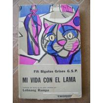 Mi Vida Con El Lama. Lobsang Rampa. $170