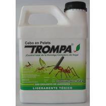 Trompa Insecticida Control De Hormiga Cortadora Jardin 454gr