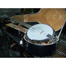 Banjo Antiguo De Marca Impecable