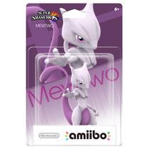 °° Amiibo Mewtwo Super Smash Bros °° En Bnkshop