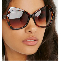 Forever 21 Lentes O Gafas De Sol Cat Eye Cafe Tipo Carey