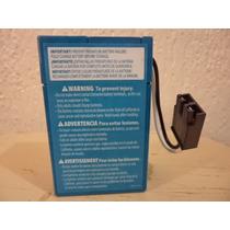 Bateria Recargable 6 Volts Power Wheels De Fisher Price