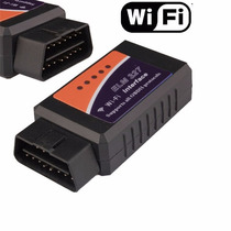10 Escaner Obd Obd2 Wifi Android Iphone Verificacion 2016