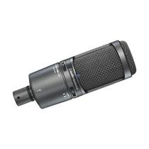 Audio Technica At2020 Usb+plus Microfono Condensador Estudio