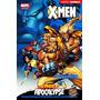 Marvel Comics X-men The Age Of Apocalypse Vol 2 Omnibus Xmen