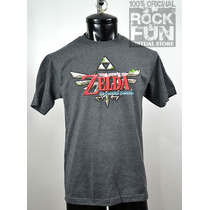 The Legend Of Zelda Playera Importada 100% Original