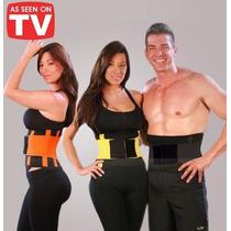 Fajas Tipo Tecnomed Belt Fitness Soporte Lumbar