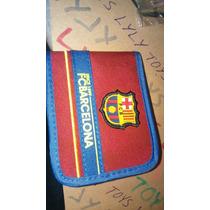 Cartera Genuina Barcelona Fc Nueva Y Sellada Lyly Inc
