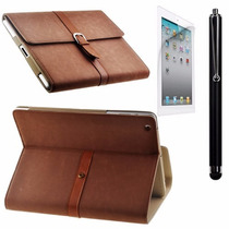 Elegante Funda Hebilla Ipad Appl Air 2, Ipad Air 6 Case Air2