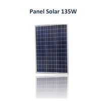 Panel Solar 135w