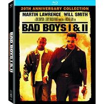 Bad Boys I Y Ii (colección 20 Aniversario) [blu-ray]