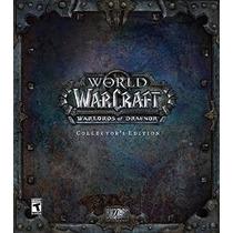 World Of Warcraft: Warlords De De Draenor Collector Edition