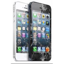 Cristal Para Pantalla Iphone 5, 5c, 5s + Instalacion Gratis