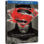 Batman V Superman Steelbook Blu-ray + Dvd + Digital Hd