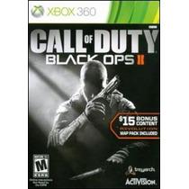 Call Of Duty Black Ops 2 Usado En Español Super Cuidado