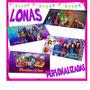 Lona Personalizada Descendientes Mal Y Mas Fiesta Infantil