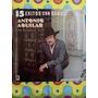Antonio Aguilar Lp  15 �xitos Con Banda  1989