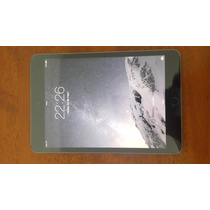 Ipad Mini 3 Retina 16gb Touch Id A1599 Gris Espacial