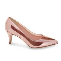 Zapatos Color Cobre Espejo Andrea 2359847 Tacón 7cm
