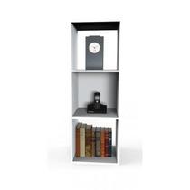Librero Organizador 3 Nichos Lb215 Bl