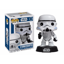 Stormtrooper Star Wars Funko Pop Soldado Imprerial Original