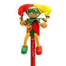 Lápiz Topper - Jester Top Nobs Fiesta Crafts Para Niños