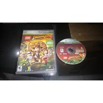 Lego Indiana Jones Sin Instructivo Para Xbox 360,excelente
