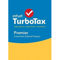 Turbotax Premier 2015 + Estado Federal De Impuestos + Reserv