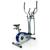 Bicicleta Fija Elíptica Cardio Dual Body Champ Brm3600
