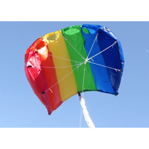 Papalote Kite Inflable, Modelo Rainbo