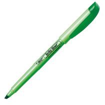 Marcatextos Verde Bic-mar-blr12ve Brite Liner, Bic, 12 Piez