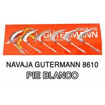 Navaja Gallo Pelea Pie Bco Mod.8610 Gutermann Envio Gratis