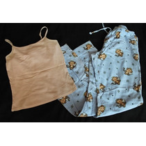 Remate De Pijamas! Aeropostale Express Set Pijama Changos